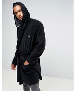 ASOS | Towelling Robe With Logo