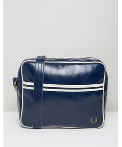 Fred Perry | Classic Messenger Bag In