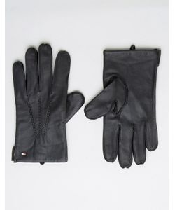 Tommy Hilfiger | Leather Gloves