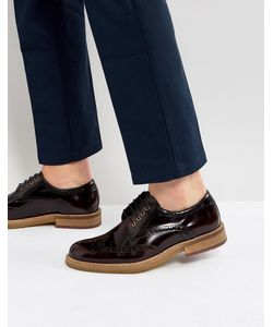 Ted Baker | Prycce Hi Shine Brogues Shoes In