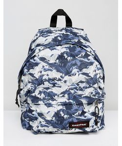 Eastpak | Padded Pak R Backpack In Crane Print