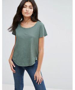 YMC | Twisted Neck T-Shirt