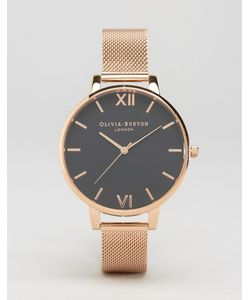 Olivia Burton | Rose Big Dial Watch Ob16ad05