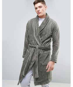 ASOS | Fleece Shawl Neck Robe