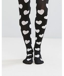 EMILIO CAVALLINI | Heart Tights
