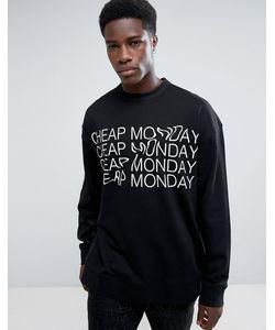 CHEAP MONDAY | Extra Sweater Logo