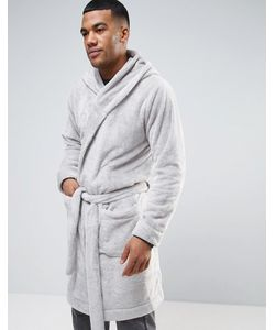 ASOS | Hooded Fleece Robe