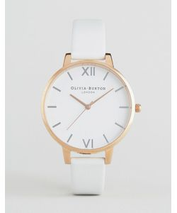 Olivia Burton | Oliva Burton Big Dial Leather Watch