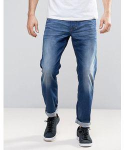 Diesel | Larkee Beex Regular Taper Jeans 084cv Mid Wash