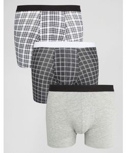 New Look | Boxers With Monochrome Print