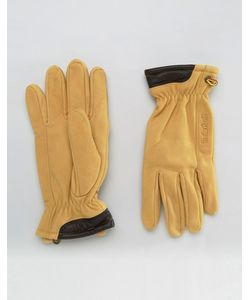 Timberland | Suede Leather Gloves