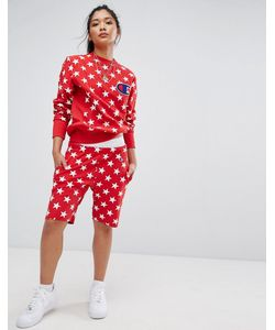 Champion | Shorts With All Over Star Print