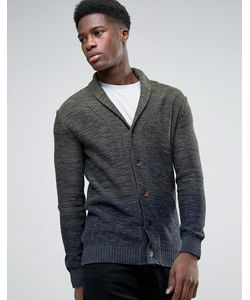 Selected | Ombre Shawl Cardigan