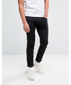 Edwin | Ed-85 Slim Stretch Tapered Drop Crotch Jean Wash
