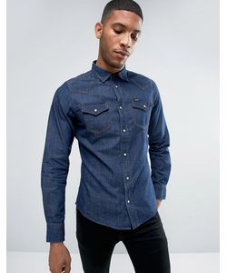 Diesel | New-Sonora-E Denim Shirt Slim Fit Bl1 1