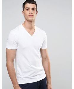 CELIO | V-Neck T-Shirt In Slim Fit