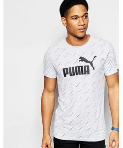 Puma | T-Shirt With All Over Print