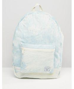 Herschel Supply Co.   Herschel Supply Co. Cotton Daypack Backpack In Bleach Denim