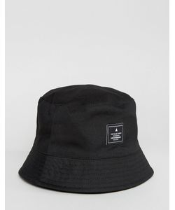 ASOS   Bucket Hat In With Patch