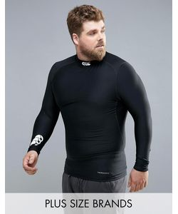 Canterbury of New Zealand | Canterbury Plus Thermoreg Baselayer Long Sleeve Top With Turtleneck In