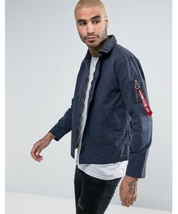 Alpha Industries | Military Overshirt Jacket In