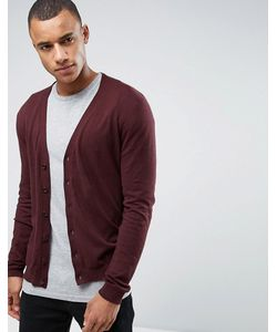 ASOS | Knitted Cotton Cardigan In