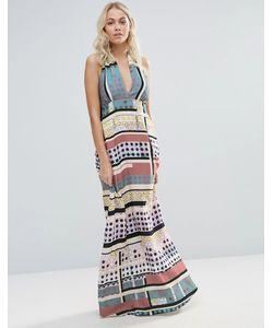 Clover Canyon | Modern Connection Maxi Dress