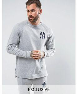 Majestic | Yankees Longline Raglan Sweatshirt Exclusive To