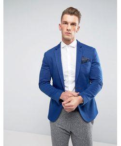 ASOS   Super Skinny Blazer In Jersey