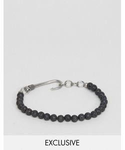 Seven London | Beaded Hook Bracelet In