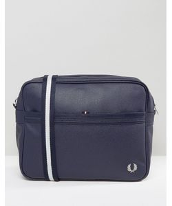 Fred Perry | Scotch Grain Messenger Bag In