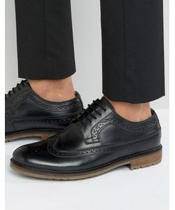 Silver Street | Fenchurch Brogues In Leather