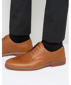 Red Tape | Derby Shoes In Milled Leather
