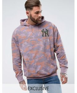 Majestic | Oversized Yankees Hoodie In Camo Exclusive To