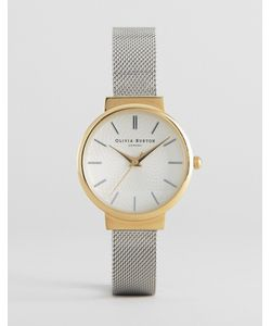 Olivia Burton | Hackney Mesh Watch