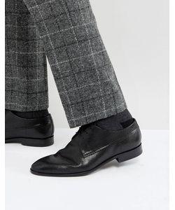 Hugo | By Boss Dressapp Diamond Derby Shoes