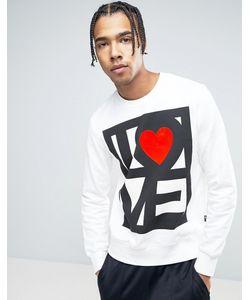 Love Moschino | Stamp Logo Sweater