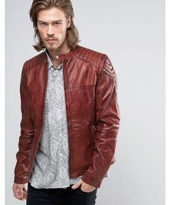 Goosecraft | Leather Biker In