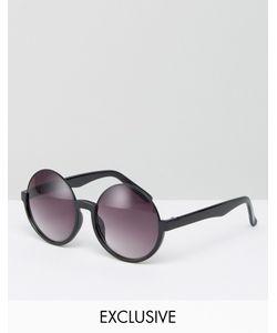 MONKI | Round Sunglasses