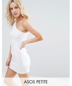 ASOS Petite   One Shoulder Sweat Dress