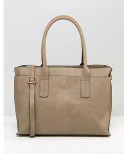 Oasis | Leather Look Tote Bag