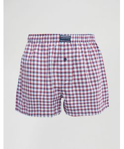 Tommy Hilfiger | Check Woven Boxers