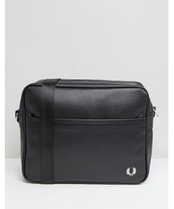 Fred Perry | Messenger Bag In Pique