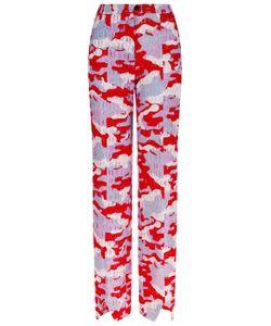 Arthur Arbesser | Camo Lace Print Trousers