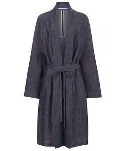 Rosetta Getty | Indigo Split Shawl Coat