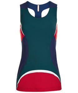 No Ka' Oi | Multi Colour Block Moku Sports Vest