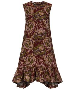 Jourden | Tapestry Bias Dress