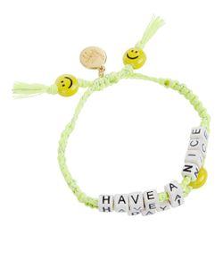Venessa Arizaga   Have A Nice Day Bracelet