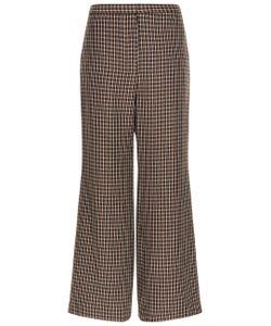 Rosetta Getty | Sandalwood Tweed Culottes