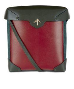 Manu Atelier | Bi-Colour Pristine Box Bag